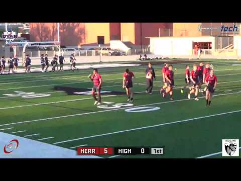 Herriman HS Rugby at Highland HS Rugby