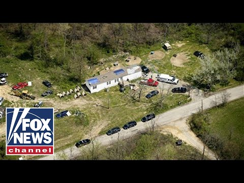 Press conference on Rhoden family murder arrests