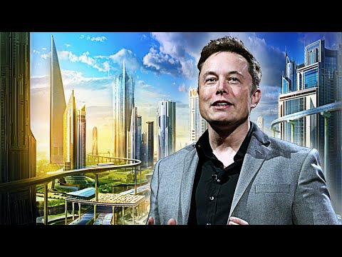 Elon Musk: The City Of The Future!!