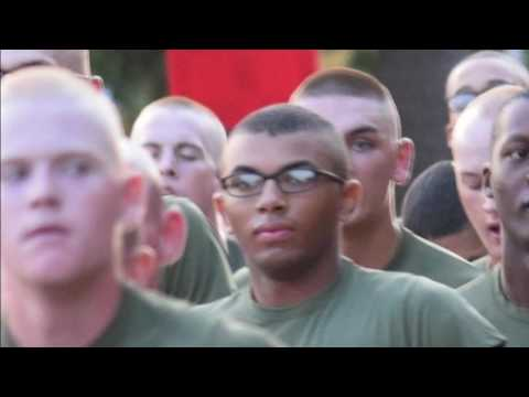 David and Deandre's Graduation from MCRD Parris Island