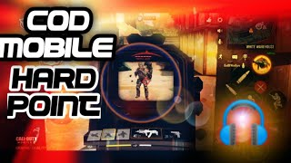 Easiest match i played in COD MOBILE | Hard Point | Firing Range | BK57 Evil Chip |