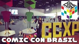 Mi experiencia en Comic Con Brasil: CCXP 2016 / ExtraordiVlog