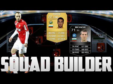 Fifa 14 - Bulgarian Squad Builder w/ In-Form Micanski & In-Form Berbatov