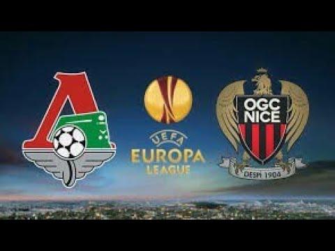 Lokomotiv Moscow vs nice 1-0 Highlights & Goals