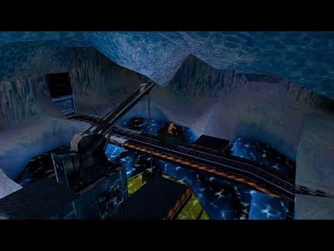 Tomb Raider III Walkthrough - ANTARCTICA, Part 2: R.X. Tech Mines (All Secrets, No Commentary)