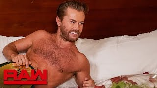 R Truth Invades Drake Maverick's Hotel Room Raw July 15 2019