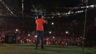 Crazy Audience Singing With Prakash Saput | Bola Maya | Dohori Battle | Makur Makur| Syangja 2018