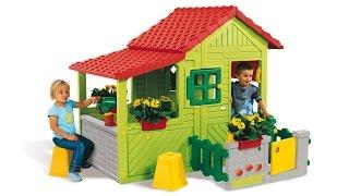 Игровые домики для детей. Обзор домиков со всего мира. Playhouse for kids.Melissa and Family