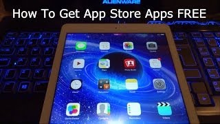 How To Get Paid App Store Apps FREE iOS 9 - 9.3.2 / 9.3.3 iPhone, iPad & iPod Touch