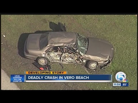 Deadly wreck investigated in Indian River Co.