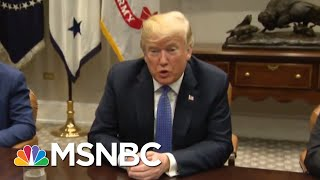 Dropping Like Flies: Another President Trump Ally Cooperates With Investigators | Deadline | MSNBC