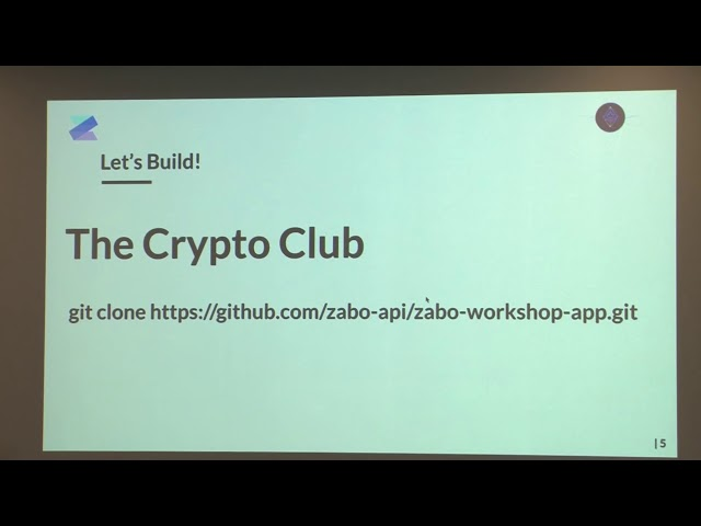Accepting Crypto with Zabo with Christopher Brown