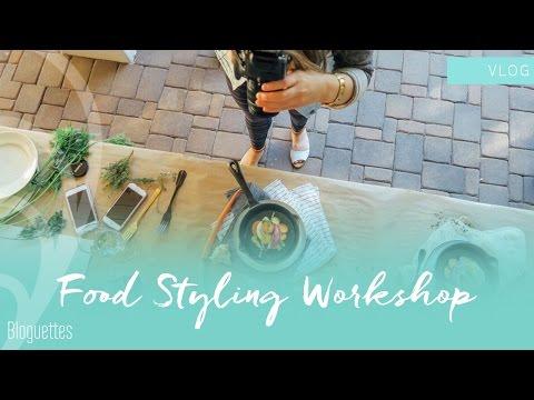 Phoenix Food Styling Workshop
