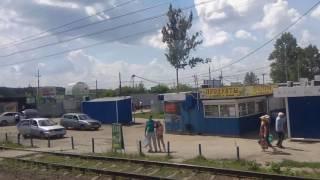 . Муратовка-Азарово-Калуга. Поездка на электричке Москва-Калуга