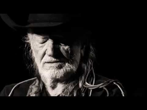 Willie Nelson  - Angel Flying Too Close To The Ground   ( lyrics )