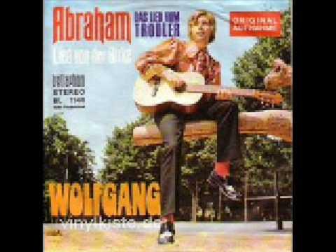 Das Lied vom Trödler Abraham - Wolfgang