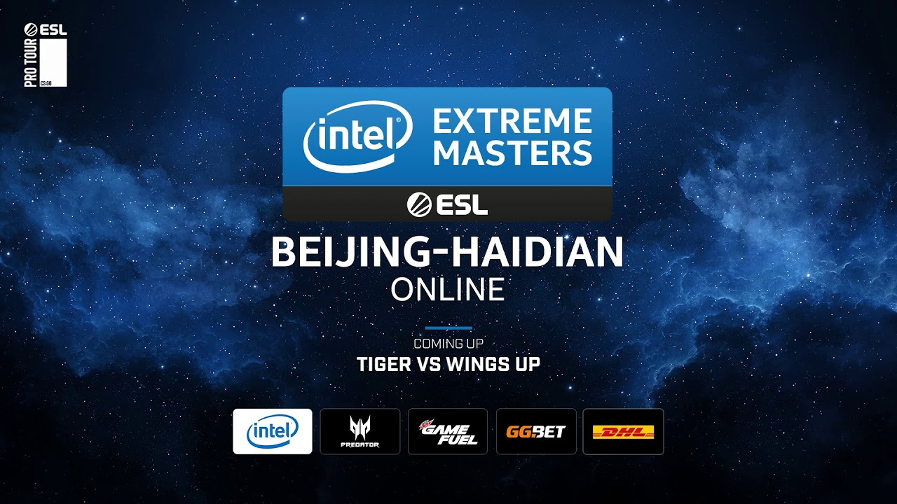 LIVE: TIGER vs Wings Up - IEM Beijing Haidian - Closed Qualifier - ASIA