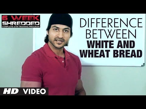 Difference Between White and Wheat Bread | Health and Fitness Tips | Guru Mann
