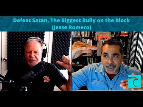 bwa443-defeat-satan-the-biggest-bully-on-the-block-(jesse-romero)- -the-bear-woznick-adventure