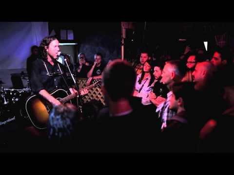 Chuck Ragan at BoneYard Atlantic City: 11.3.13