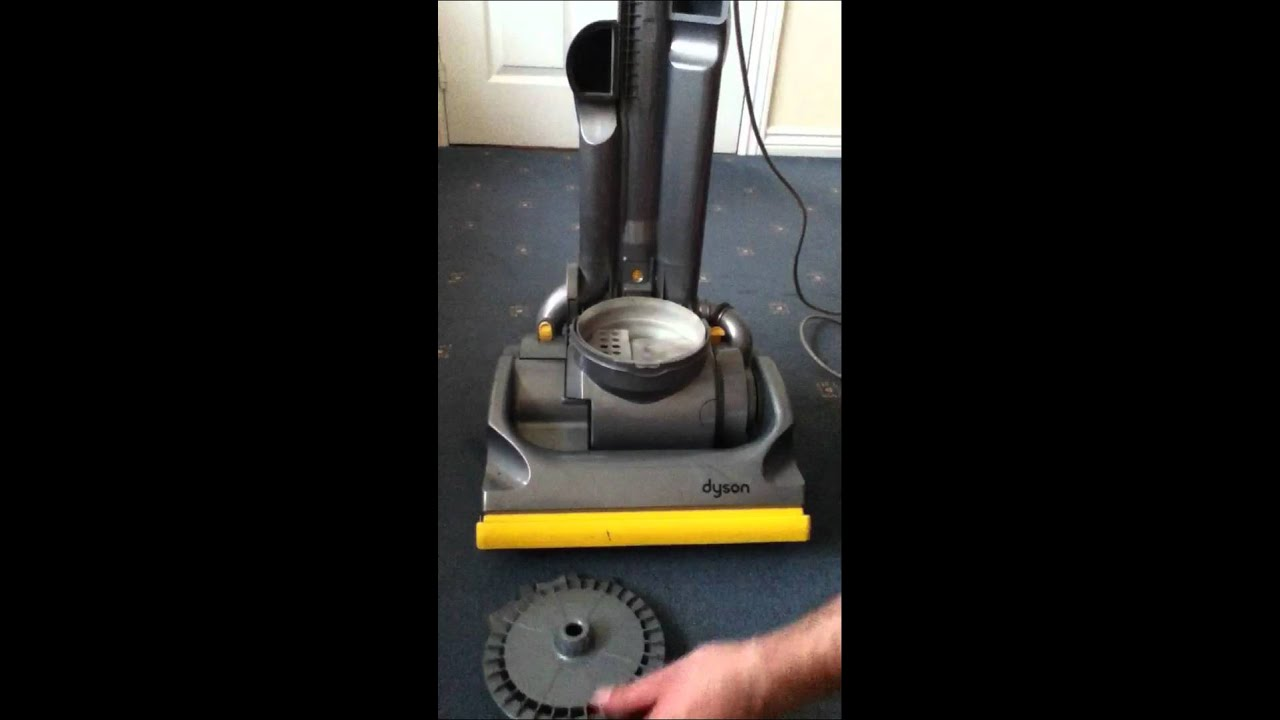 Dyson Dc07 Origin Hepa Filter Upgrade Youtube