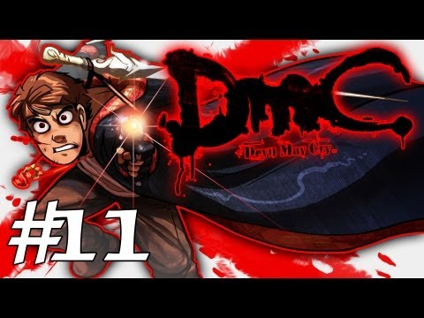 How Dante Got His Groove Back - DMC - Devil May Cry Gameplay / Walkthrough w/ SSoHPKC Part 11 - R U A Girl?