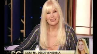 Osvaldo Laport, Com. Tel. Con Grecia Colmenares - Susana Giménez