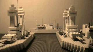 Pearl Harbor Attack Done In Lego