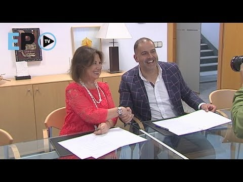 El Progreso firma un convenio con el Durán Maquinaria Ensino