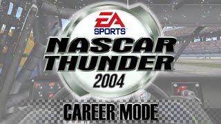 coca cola 600 nascar thunder 2004 career 11 race 12 36