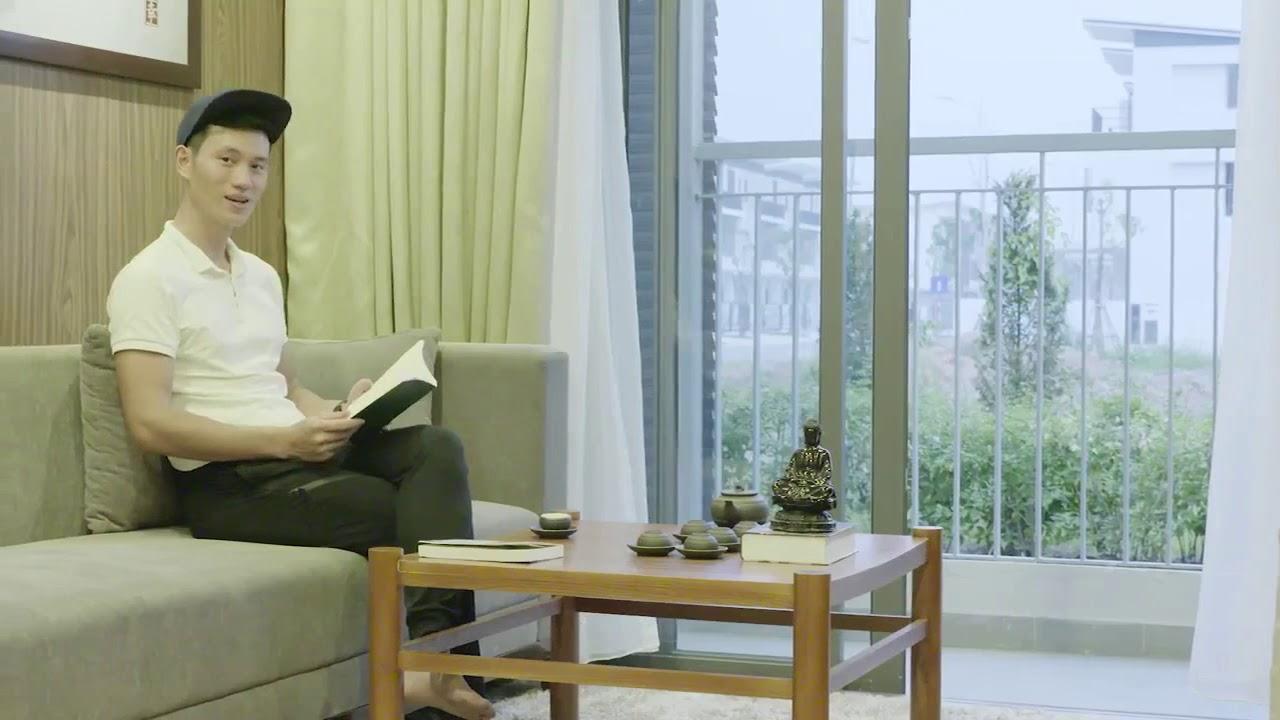 Video giới thiệu chung cư The Zen Residence của Gamuda Land