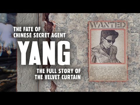 Point Lookout Part 7: Chinese Secret Agent Wan Yang - The Story of The Velvet Curtain