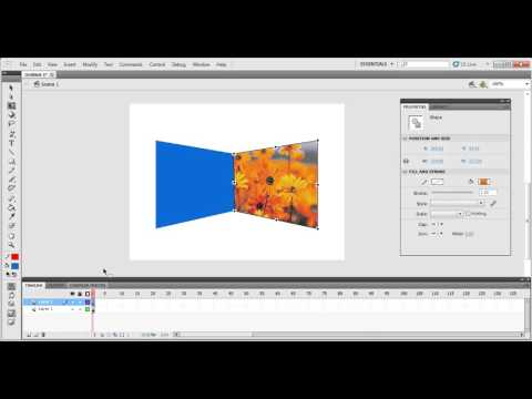 HOW TO CREAT ALBUM IN ADOBE FLASH PROFESSIONAL PRO Cs5.