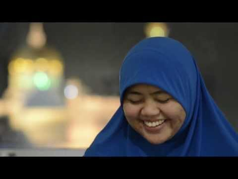 [Open Brunei] Wajihah's story - helping out a tourist in Brunei