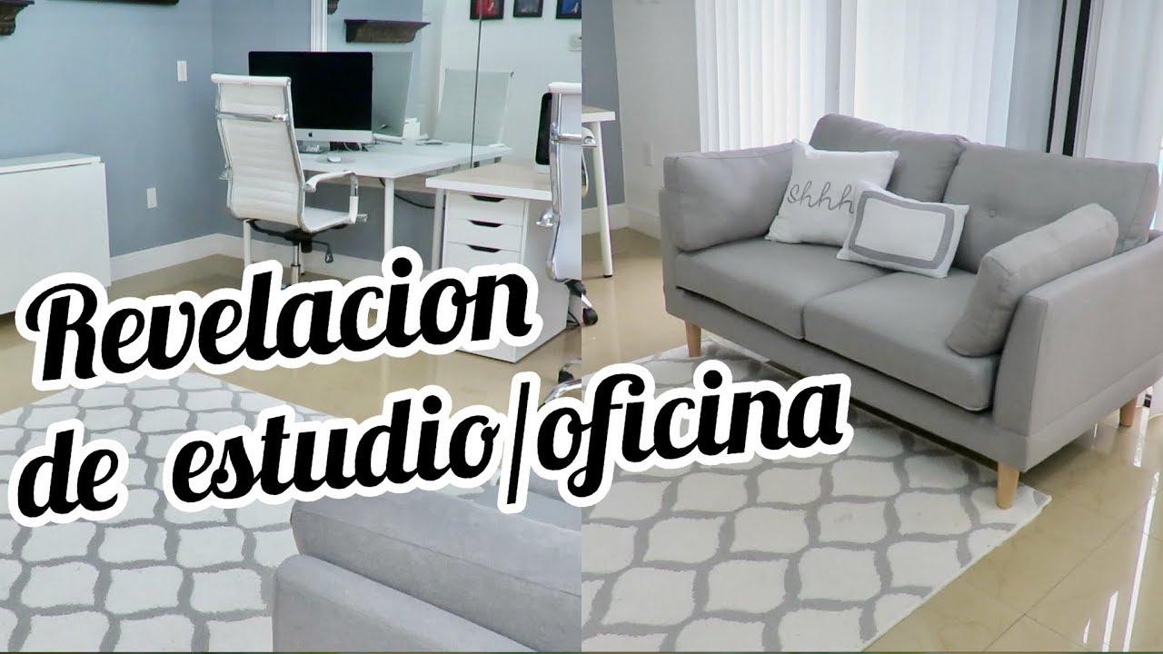 Ikea remodelacion de estudio oficina en casa ikea - Ikea mueble oficina ...