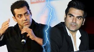Arbaaz khan upset with salman for delaying dabangg 3