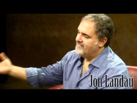 Jon Landau Comes to Lynchburg College