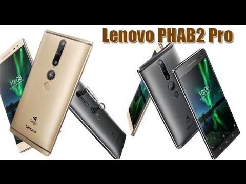 Lenovo Phab 2 Pro Tango Smartphone  Price, Release Date, Specifications, and More