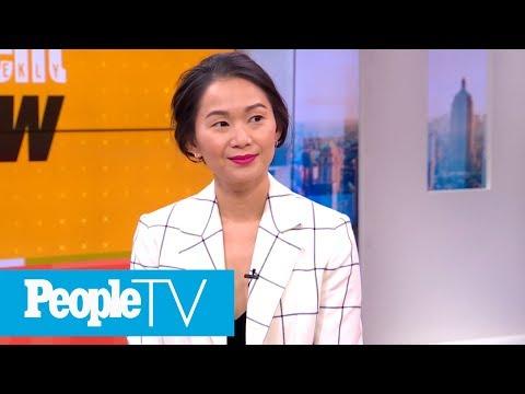 Why Hong Chau Compares Matt Damon To 'Game Of Thrones' White Walker  PeopleTV