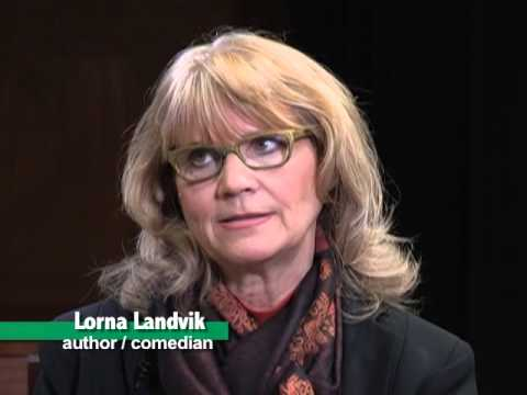 Lorna Landvik, Best to Laugh, Hollywood and Peace Marches