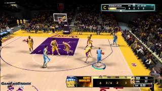 @RegularDave2975 | NBA 2K13 MyCAREER - Kobe Bryant Tried To Bust My Ass For 50
