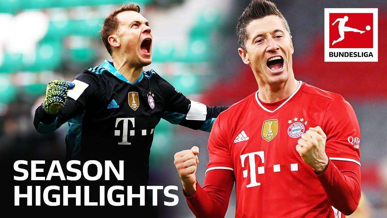 Download FC Bayern München Are Bundesliga Champions 2020/21 - Congratulations!