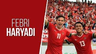 Gol Spektakuler Febri Haryadi Bikin Timnas U-23 Indonesia Unggul dari Timnas  U-23 Singapura