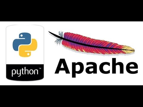 How to config cgi python apache2 Windows