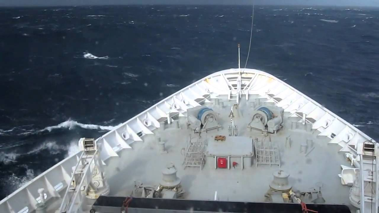 Crazy Monster Wave Hits Cruise Ship YouTube - Giant wave hits cruise ship