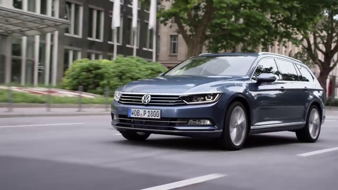 Volkswagen passat review 2017 autocar - The All New Vw Passat Review India Intro