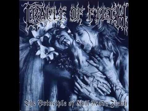 Rock/Metal and Classical Music: Cradle Of Filth - Of Mist And Midnight Skies