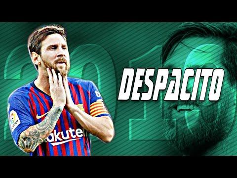 Lionel Messi - Despacito 2018/19 ●...
