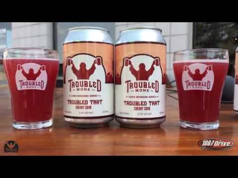 Friday CRAFTernoons: Troubled Tart Cherry Sour