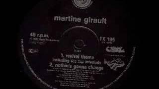 Martine Girault Nothin